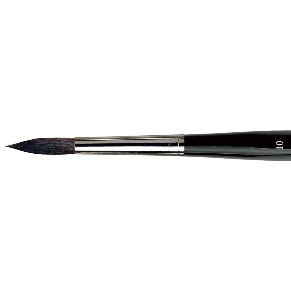 da Vinci Watercolor Series 898 Casaneo Paint Brush Oval Pointed Wash New Wave Synthetics Size 12