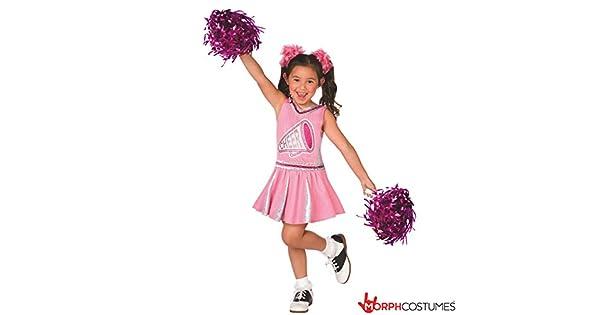 Amazon.com: Disfraz de animadora para niñas Champion ...