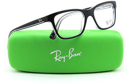 Ray-Ban RY1536 JUNIOR Square Prescription Eyeglasses RX - able 3529, ()