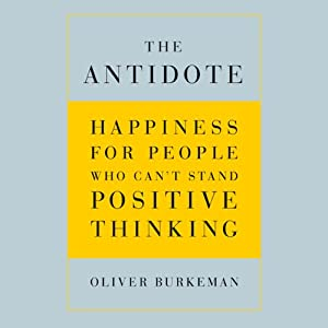 The Antidote Audiobook
