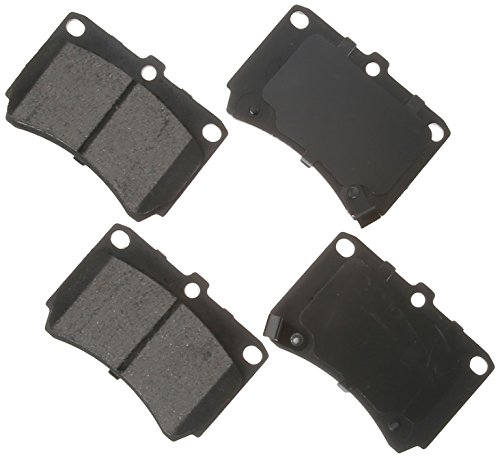 Bendix D466 CQ Brake Pad Set (Brake Escort Bendix Ford)