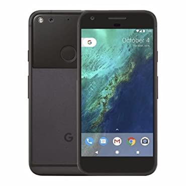 Google Pixel 32GB Factory Unlocked Smartphone (Quite Black)
