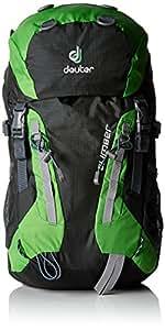 Deuter Climber Kid's Hiking Backpack, Anthracite/Spring