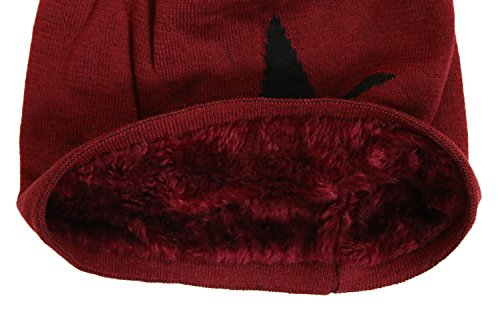 Rojo punto mujer Sun para Gorro de Fashion 6FqgY7