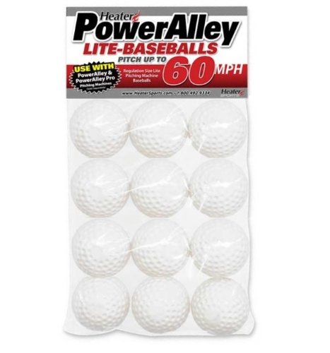 Slider Poly Lite Ball (Set of 12)