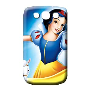 samsung galaxy s3 Shock Absorbing Protective Protective Beautiful Piece Of Nature Cases phone cover case disney snow white and dwarfs