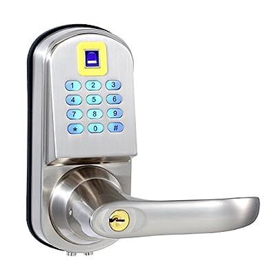 EZlock fingerprint door locks