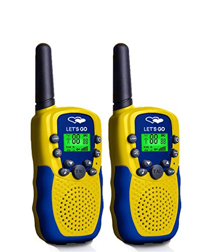 Outdoor Toys For 7 8 Year Old Boys 2 Ways Radios Long Range Walkie Talkies