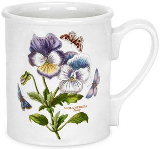 Portmeirion Botanic Garden Breakfast Mugs (Set of 6)