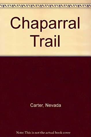 book cover of The Chaparral Trail