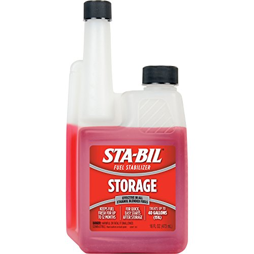 STA-BIL 22207 Fuel Stabilizer - 16 oz. (Fuel Stabilizer Yamaha)
