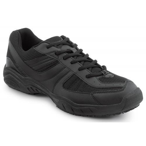 SR Max Austin Women's Black Slip Resistant Sneaker – 9 M
