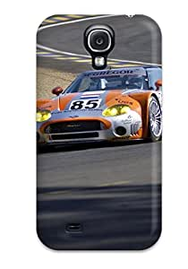 First-class Case Cover For Galaxy S4 Dual Protection Cover Vehicles Car