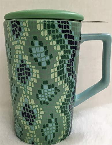Teavana Green Cobra Print Infuser product image