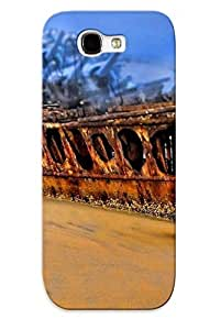 Galaxy Cover Case - Shipwreck Protective Case Compatibel With Galaxy Note 2