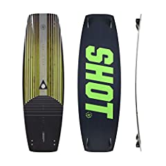 A wakestyle/freestyle/freeride crossover board, designed for maximum boost, load and pop and aggressive riding in all conditions. As the signature model for Slingshot team rider, innovator extraordinaire and English gentleman, Sam Light, the ...