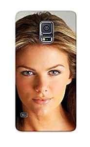 New Style Tpu S5 Protective Case Cover/ Galaxy S5 Case - Brooklyn Decker
