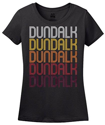 Dundalk, MD | Retro, Vintage Style Maryland Pride T-shirt