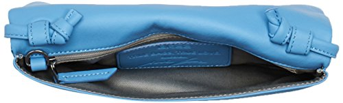 Bree BREELimoges 3, Black Signature, Clutch S16 - Imbracatura Donna Blu (Bleu (Riviera 230))