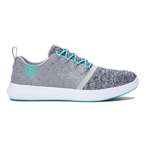 Under Armour Women's UA W Charged 24/7 Low Ocg/Wht/Ocg Casual Shoe 6.5 Women US