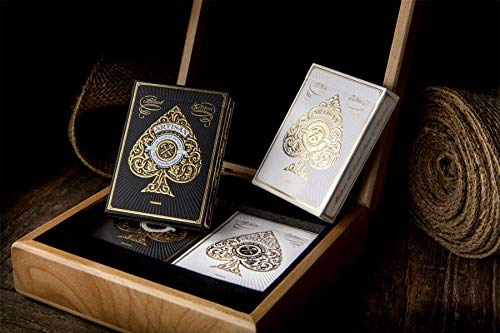 theory11 Artisan Playing Cards - Collectors Box Classic & Retro Toys for Babies