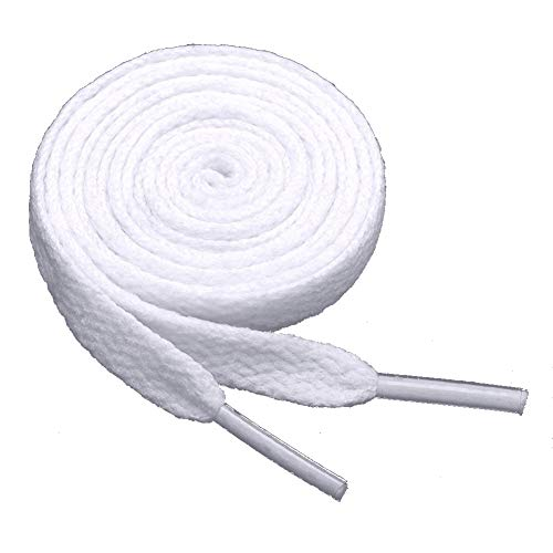 Sechunk flat Cotton Shoelace set