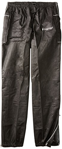 (Frogg Toggs Road Toad Pant, Black, X-Large)