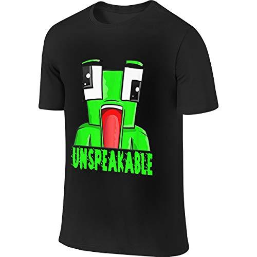 BTVE Unspeakable Unspeakable Casual Style Hiking Black Tee 37