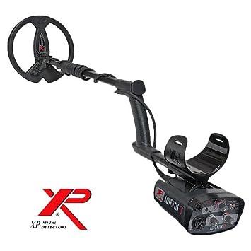 XP METAL DETECTOR XPLORER ADVENTIS 2 METALDETECTOR CERCAMETALLI PLACA 22,5 CM: Amazon.es: Deportes y aire libre