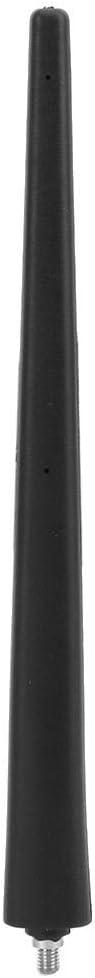 Tipo plano Accesorio de modificaci/ón autom/ática de antena corta 51910790 Apto for Fiat 500 2012 Antena corta