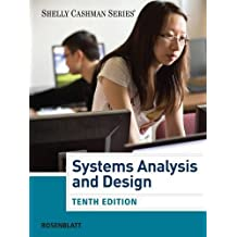 Systems Analysis and Design (with CourseMate, 1 term (6 months) Printed Access Card)