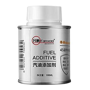 Aditivos para Ahorro de Combustible 100ML Aceite para automóvil con aditivo para Gasolina Reducen el Consumo de Combustible (Color Blanco): Amazon.es: Coche ...