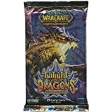 World of Warcraft TCG TWILIGHT DRAGONS BOOSTER PACK