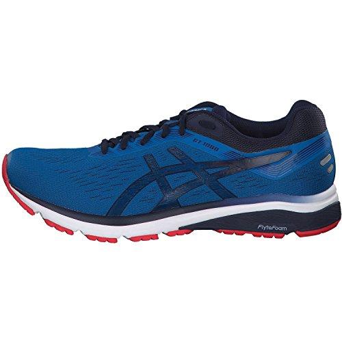 Gt Chaussures Running Asics 400 Peacoat Homme Blue 1000 Multicolore de Race 7 TqwCOdxt