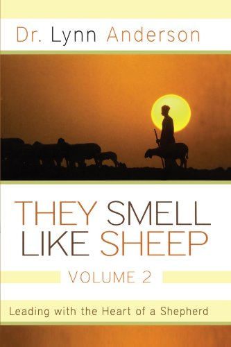 They Smell Like Sheep, Volume 2: Leading with the Heart of a ()