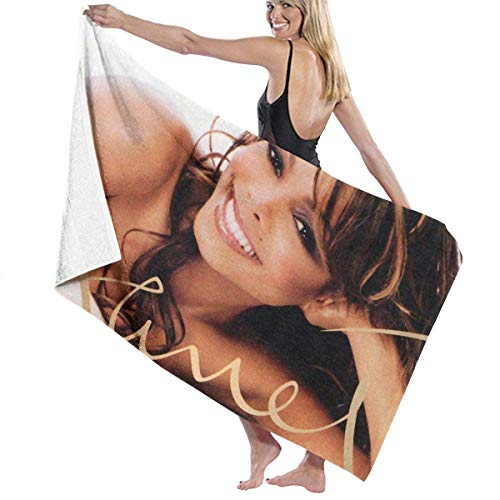 VIMMUCIR Unisex Janet Jackson All for You Family Big Bath Towel
