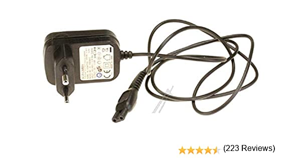Genuine Philips HQ8505 Replacement 3 Pin UK Power Lead Mains ...