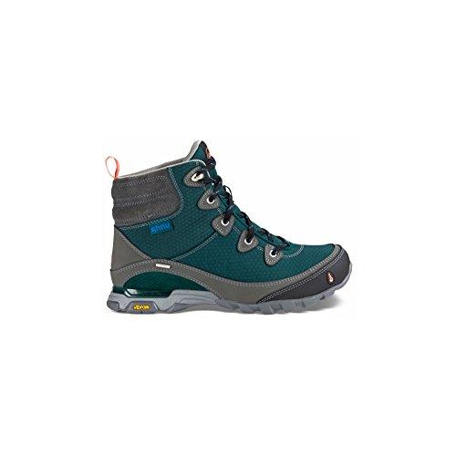 Ahnu Women's W Sugarpine Waterproof Hiking Boot, Muir Green, 6 M US by Ahnu