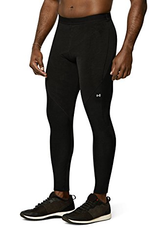 physiclo pro resistance men 39 s compression full length tight training pants with built in. Black Bedroom Furniture Sets. Home Design Ideas