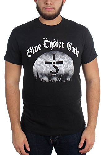 blue oyster cult t shirt men - 3