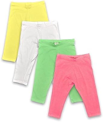 Zara - Leggings - para niña verde verde: Amazon.es: Ropa