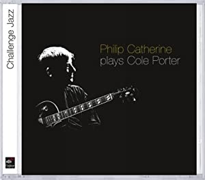 "Afficher ""Philip Catherine plays Cole Porter"""