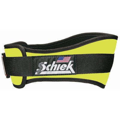 SCHIEK 6-INCH Contour Deluxe Lifting Belt Large Review
