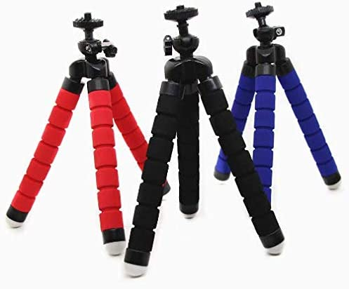 ZIXUN Tripod S Premium Phone Tripod Flexible Mini Tripod Stand Holder for Camera GoPro