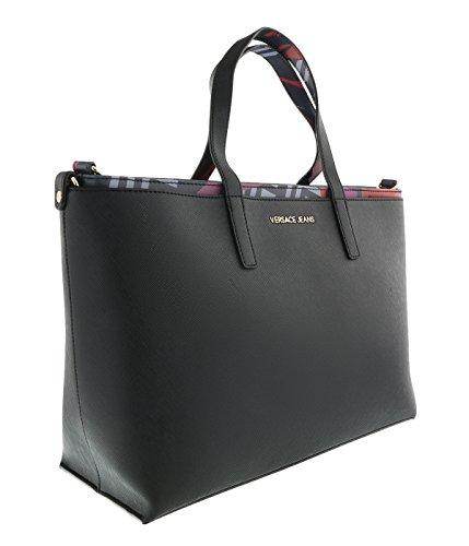 Versace-EE1VQBBS1-EMGW-Black-ShopperTote