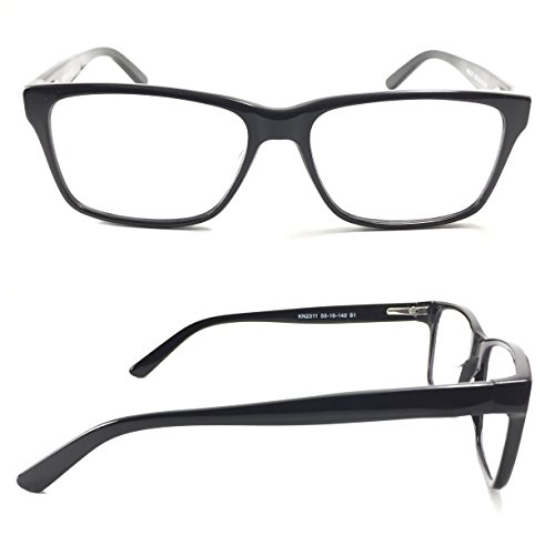 Dual Vision Screen (Kuna Peak Anti-Blue Light Computer Glasses (Polished Frame - Black))