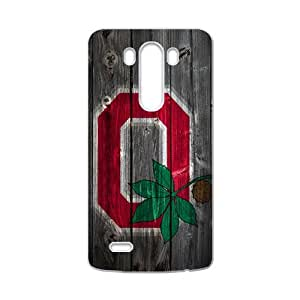 SANLSI Ohio State Buckeyes Cell Phone Case for LG G3