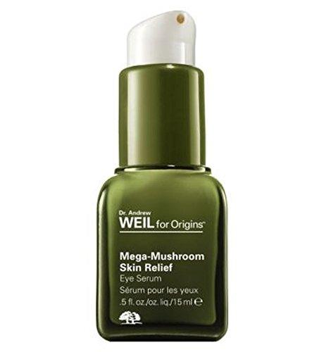 Origins Dr. Andrew Weil For Origins Mega-Mushroom Skin Relief Eye Serum 15Ml - Pack of 2