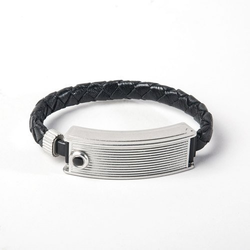 Cavoletto Charge/Sync Cabelet Black-Silver (X-Large 7''-8'') by Kyte&Key (Image #2)