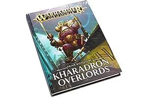 Games Workshop Warhammer Age of Sigmar Order Battletome Kharadron Overlords (Hardcover)